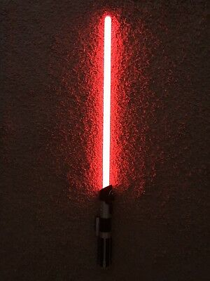 Star Wars Fx Ultimate Laserschwert Lichtschwert Lightsaber Darth Vader Rot