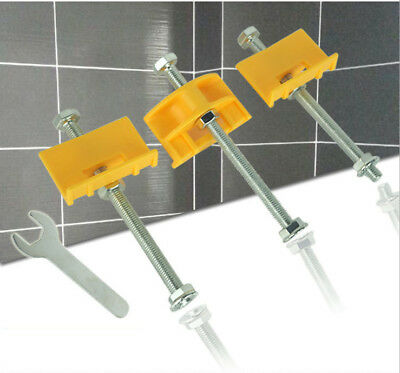 Wall Leveling System Ceramic Tile Locator Height Adjustable Tiling Building Tool