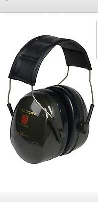 3M Peltor Optime 11 Ear Muffs