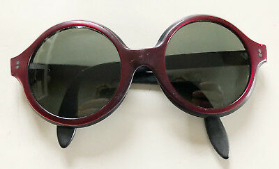 "Vintage Ray-ban Sunglasses- ""Tampico"" Early 1970's  CRAZY!!"