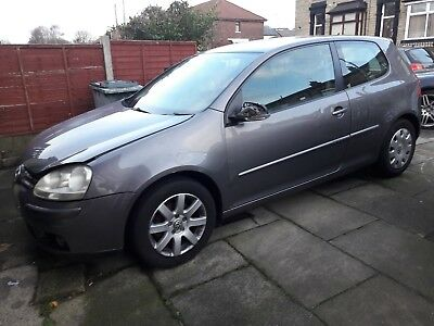 Vw Golf 1.6 Fsi 2005 3 Door Spares Repairs Non Runner Parts Salvage No Reserve