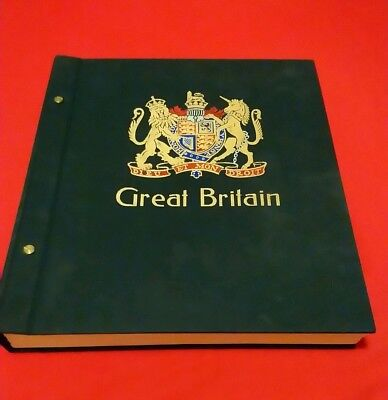 Stanley Gibbons Davo Stamp Album PART I 1911 To 1988 with mounts