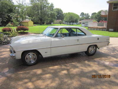 1967 Chevrolet Nova MINT ORIGINAL TRIM, VERY SLICK PAINT 1967 CHEVROLET NOVA