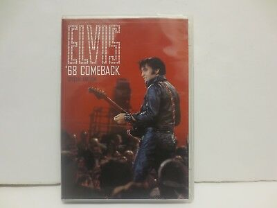 Elvis - 68 Comeback Special (DVD, Special edition) with Insert