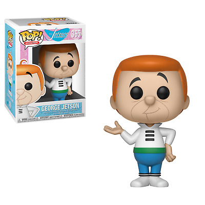 "New Pop Animation: Jetsons - George Jetson 3.75"" Funko VAULTED"