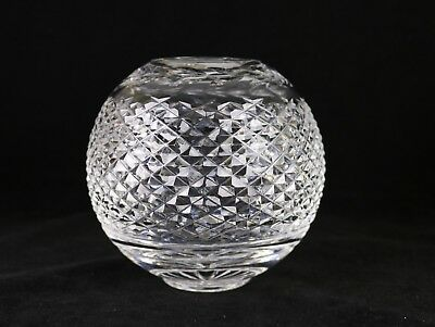 "Waterford Cystal Glandore 6"" Rose Bowl"
