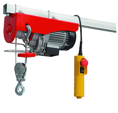 Hilka 84990500 Electric Hoist, 500 Kg