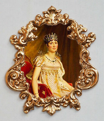 Josephine. Wife of Napoleon. Applique,Furniture mount/decor,Faux ormolu.