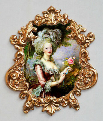 Marie Antoinette-7. Applique,Furniture mount/decor,Faux ormolu.