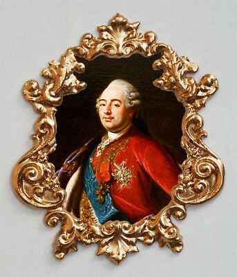 Louis-XVI. Husband of Marie Antoinette.Applique,Furniture mount.Faux ormolu.