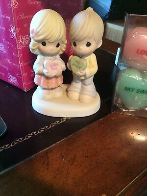 Precious Moments How Sweet it is to Be Loved by You Figurine #630001 NEW