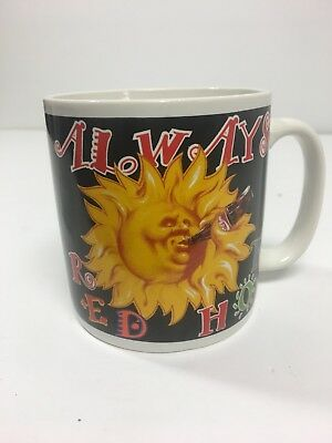 Coca Cola Coffee Mug Always Red Hot 169803