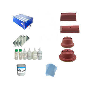 New Pad Printing Plate Printing Consumables Package Set on Sale Industrial