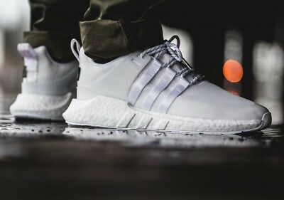 Adidas EQT Support BOOST 93/17 GTX Shoes Running Sneakers Gore-Tex White DB1444
