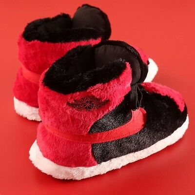 Air Jordan 1 Bred 1 Banned OG Cotton Slipper