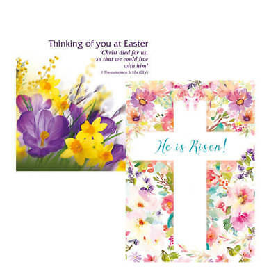 Easter Cards Double Pack