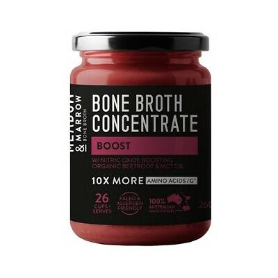 MEADOW & MARROW Boost Bone Broth Concentrate 260g