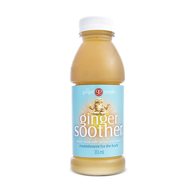 THE GINGER PEOPLE Ginger Soother Drink 355ml