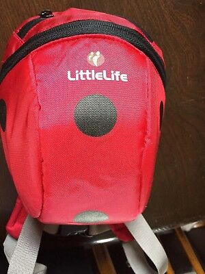 little life backpack Rrp £15