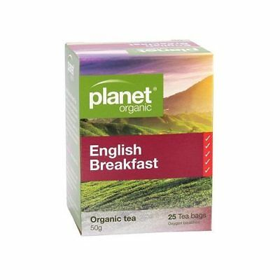 PLANET ORGANIC English Breakfast Tea Bags
