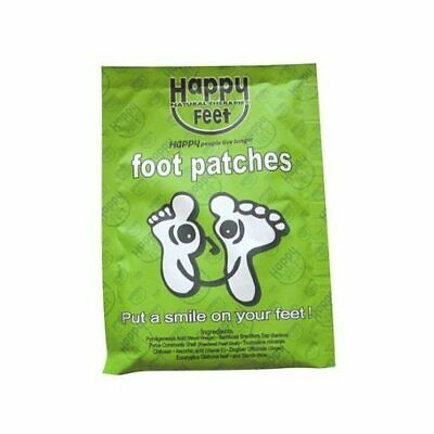 HAPPY FEET Detox Foot Patches