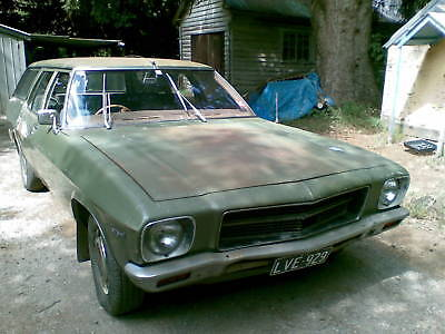 1974 Holden HQ Kingswood Wagon Auto