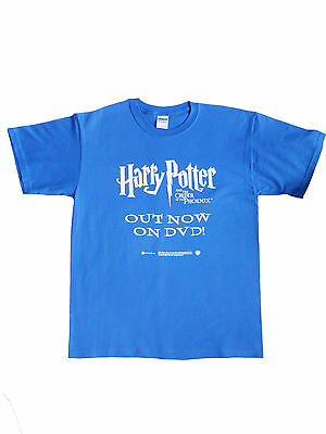 Harry Potter and the order of the Phoenix T-shirt (LARGE)