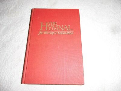The Hymnal for Worship and Celebration Red Hardcover Word Music 1986