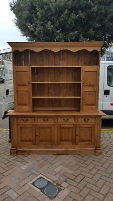 Old Pine Dresser - FREE DELIVERY 20 miles from Chichester