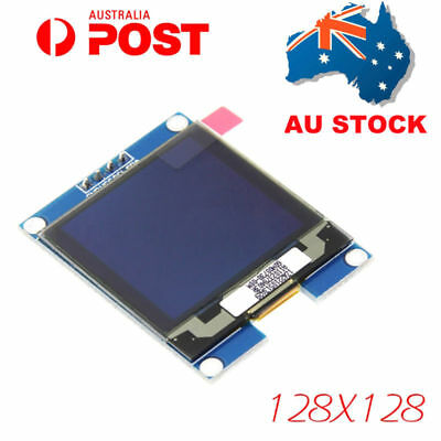 1.5 Inch 128x128 OLED I2C Display Module SSD1327 For Arduino STM32 Raspberry Pi