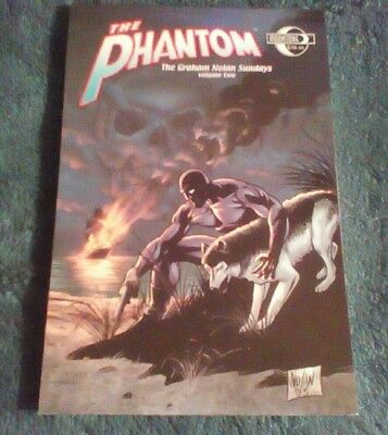 Phantom:the Graham Nolan Sundays Volume 2  Moonstone Comic