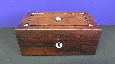 Small Antique Wooden Box