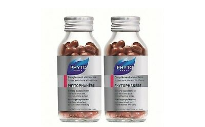 Phyto Phytophanere Hair and Nails Strengthening 120 Gel-Caps