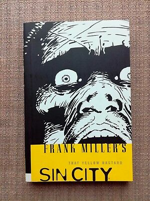 Sin City : That Yellow Bastard [en Anglais] [F. Miller / Dark Horse]