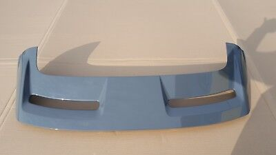 Ford Focus Mk3 Hatchback Zetec S 2011-2017 Genuine Spoiler St Stealth Gray