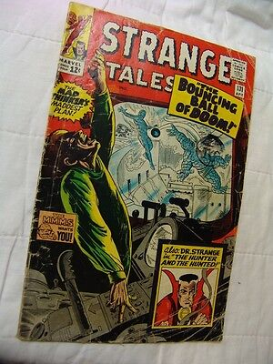 STRANGE TALES 131 GOOD--..worn spine and edges.. (silver age)