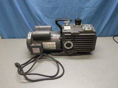Fisher Scientific 1HP Vacuum Pump Maxima D8A Leybold