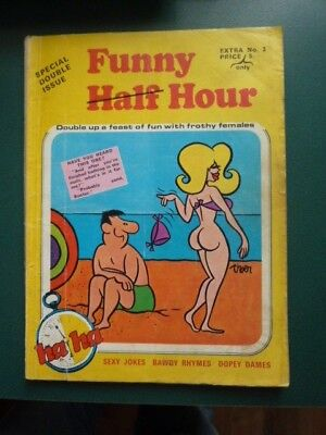 FUNNY HALF HOUR Special Double Issue No 3