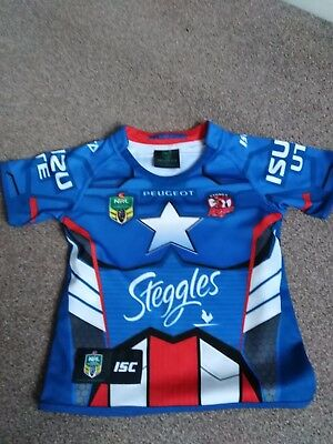 Kids Sydney roosters shirt