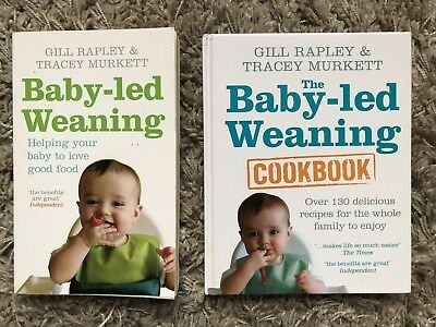 Baby Led Weaning Cookbook & Baby Led Weaning 'Helping Your Baby Love Good Food'