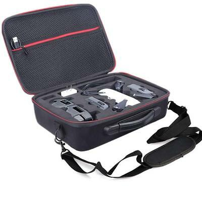 Hard Carrying Case for DJI Spark and Accessories with Handle and Shoulder Strap