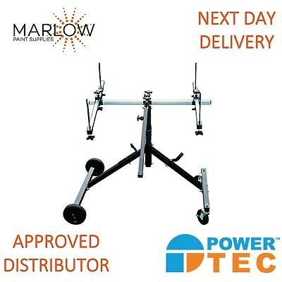 POWERTEC 92322 PANEL STAND - FOR BONNETS, BUMPERS, DOORS, WINGS power tec