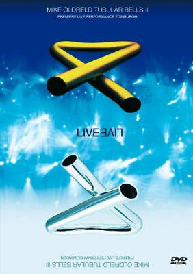 Mike Oldfield: Tubular Bells 2 and 3 DVD (1999) Mike Oldfield