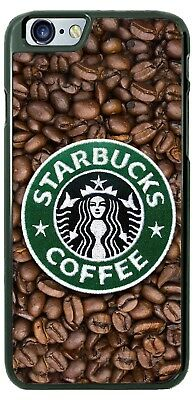Starbucks Coffee Beans Design Phone Case for iPhone Samsung LG Google HTC etc