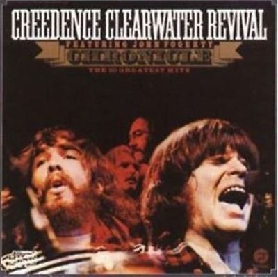 Creedence Clearwater Revival - Chronicle 20 Hits - 2006 CD Album