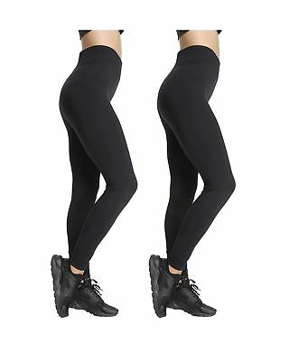 82002f2ab2d0c2 NEW ILOVESIA Women's Capri Legging Black+Rose Red US Size M - $8.22 ...