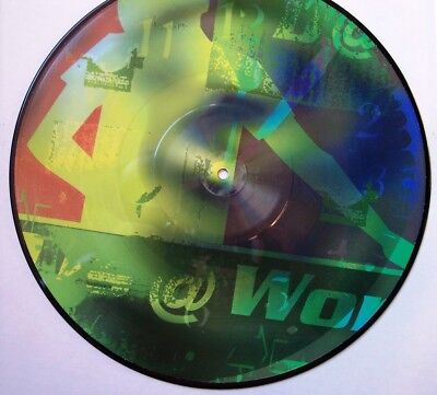 DJs@Work - Past was Yesterday - Picture disc Maxi