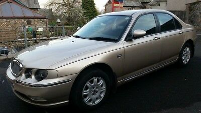 Rover 75 Automatic ONLY 17000 Miles 24 months warranty