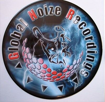 Global Noise Recodings - Zeros - Picture disc Maxi