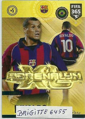 .Panini Adrenalyn XL fifa 365 2019 Legend nr 2 - Rivaldo//